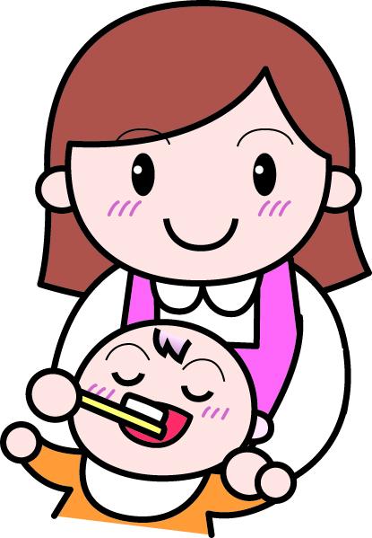 赤ちゃんの歯磨きはいつからどうやったら嫌がらないの?