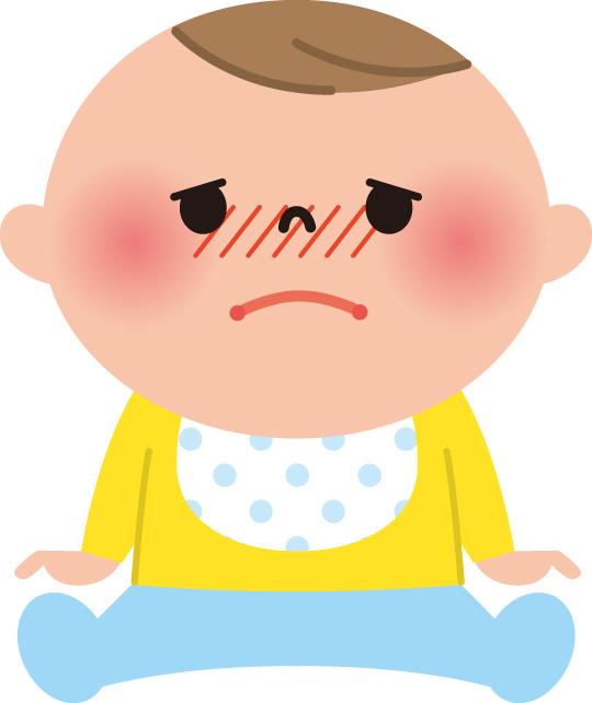 赤ちゃんの乾燥肌どうしたらいいだろう原因と対策は?