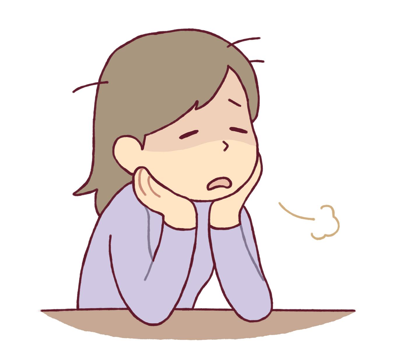 動悸や吐き気は自律神経失調症?交感神経と副交感神経のバランス