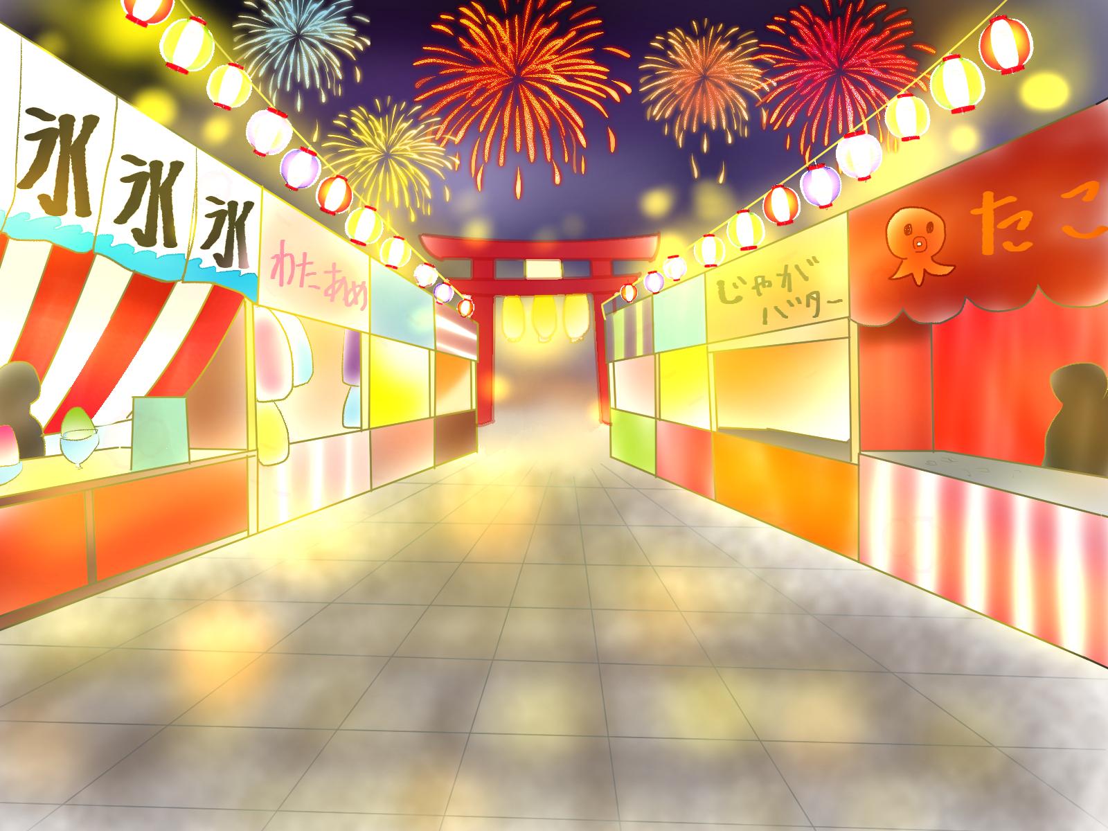 稲毛浅間神社のお祭り時間は?屋台や駐車場は何時まで?