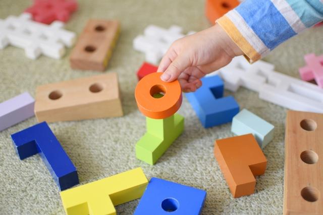 簡単不思議!子供が自分でお片付けしやすい収納方法