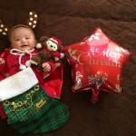 赤ちゃんの初めてのクリスマスプレゼントは何が良い?絵本やおもちゃ?