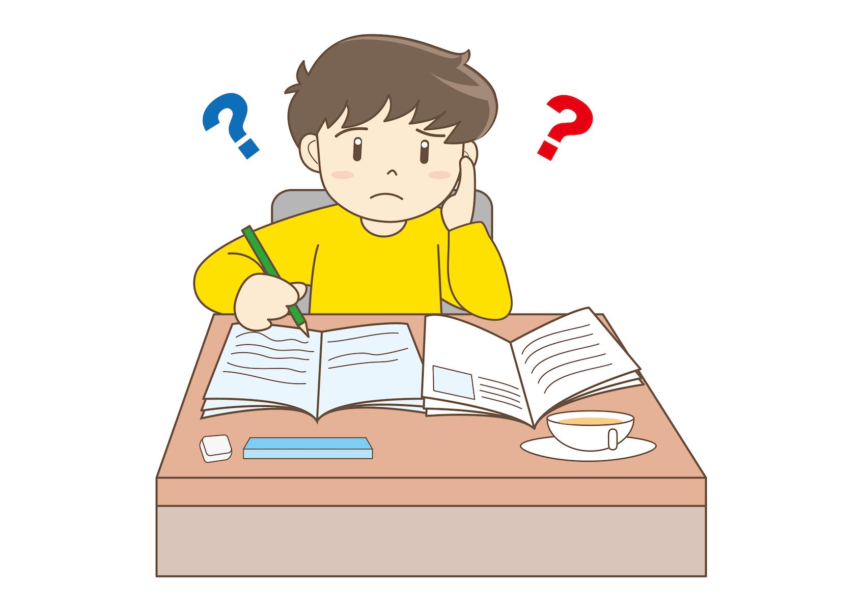 子供の宿題に親はどう向き合う?イライラしないタイプ別作戦方!